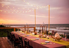 Sanderling Resort OBX Wedding Venue