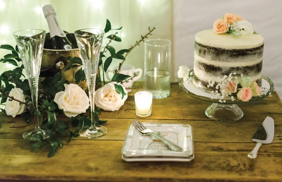 wedding cake obx
