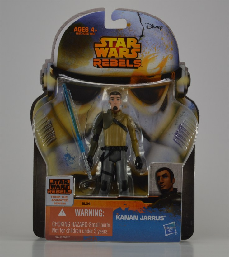 Saga Legends Series 3 - Kanan Jarrus