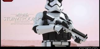 The Force Awakens Stormtrooper Jakku