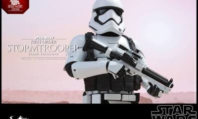 The Force Awakens Stormtrooper Jakku