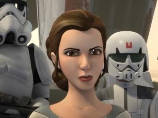 Star Wars Rebels Princess Leia