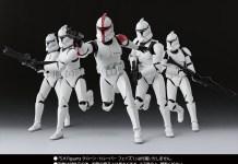 Figuarts Star Wars Clone Trooper Captain