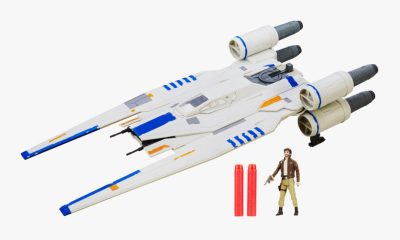 U-Wing Starfighter Review