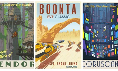 Steve Thomas Travel Posters
