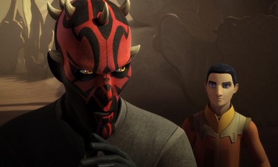 Sam Witwer Talks Star Wars Rebels Season 3