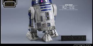 Force Awakens R2-D2 Hot Toys Figure