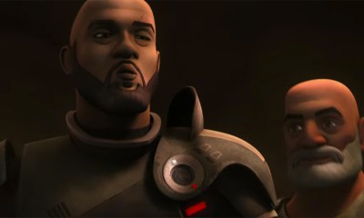 "Saw Gerrera and Rex from ""Ghosts of Geonosis"""