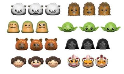 Star Wars MyMoji