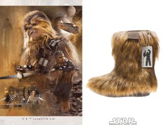 Po-Zu Wookiee Boots