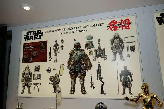 Toy Fair 2017 Bluefin Star Wars