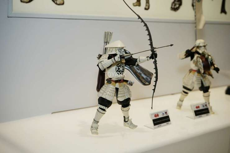Toy Fair 2017 Bluefin Star Wars