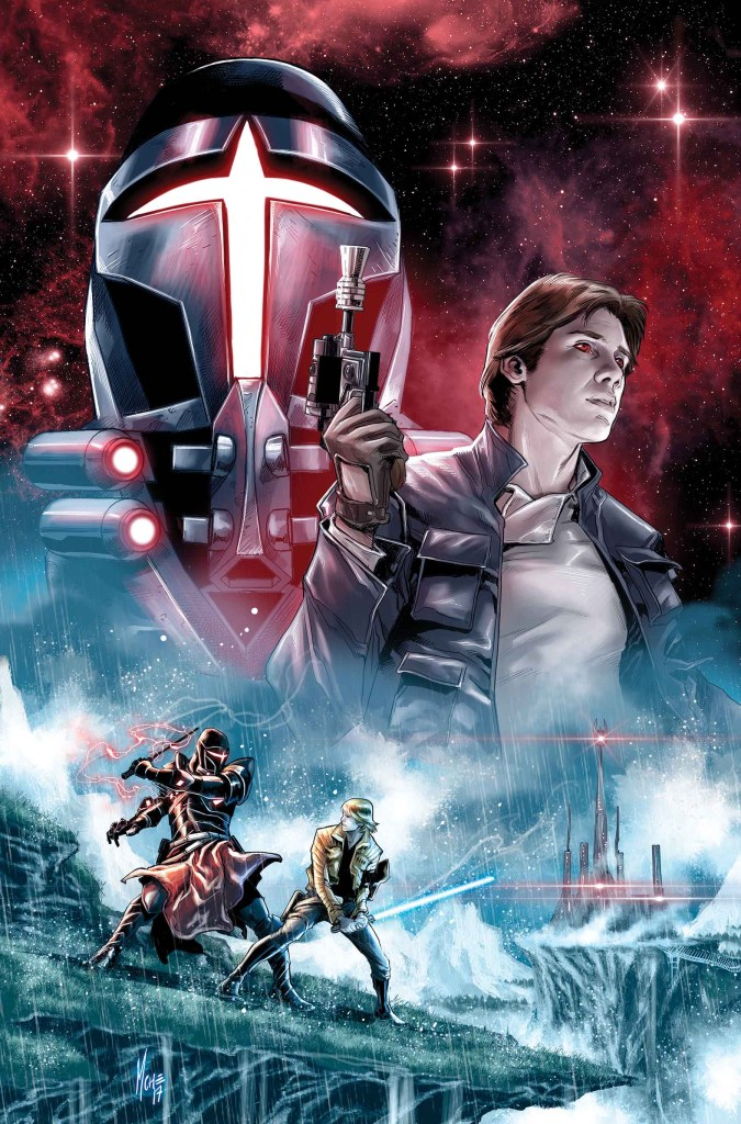 Star Wars June 2017 Solicitations