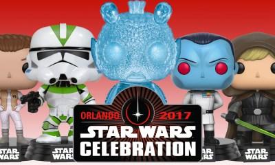 Funko Star Wars Celebration Orlando Exclusives