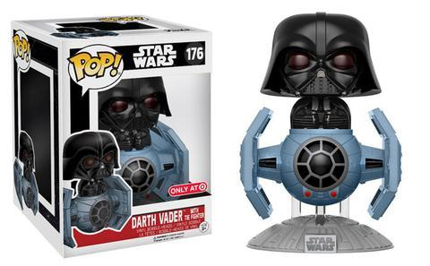 Funko Darth Vader Deluxe POP