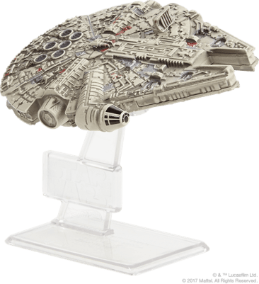 Hot Wheels Special Edition Millennium Falcon
