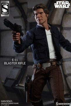 Han Solo Premium Format FigureHan Solo Premium Format Figure