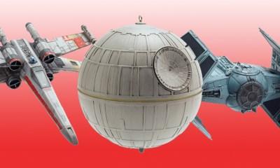 Star Wars Storytellers Ornaments