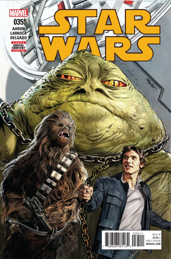Star Wars 35 Cover