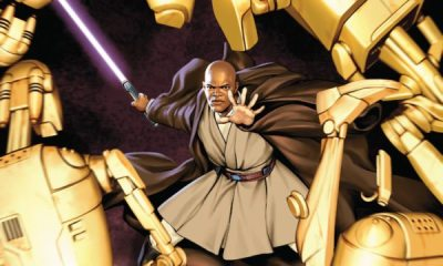 Star Wars: Jedi of the Republic: Mace Windu 1 Cover