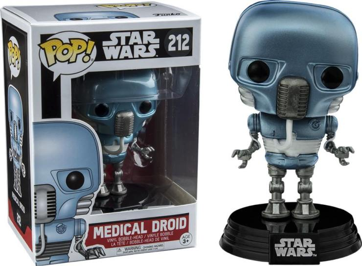 Funko Star Wars 2-1B POP