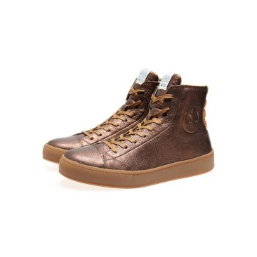 Limited Edition Bronze Leather Resistance Shoe