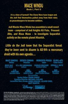 Star Wars: Jedi of the Republic: Mace Windu 2 page 1