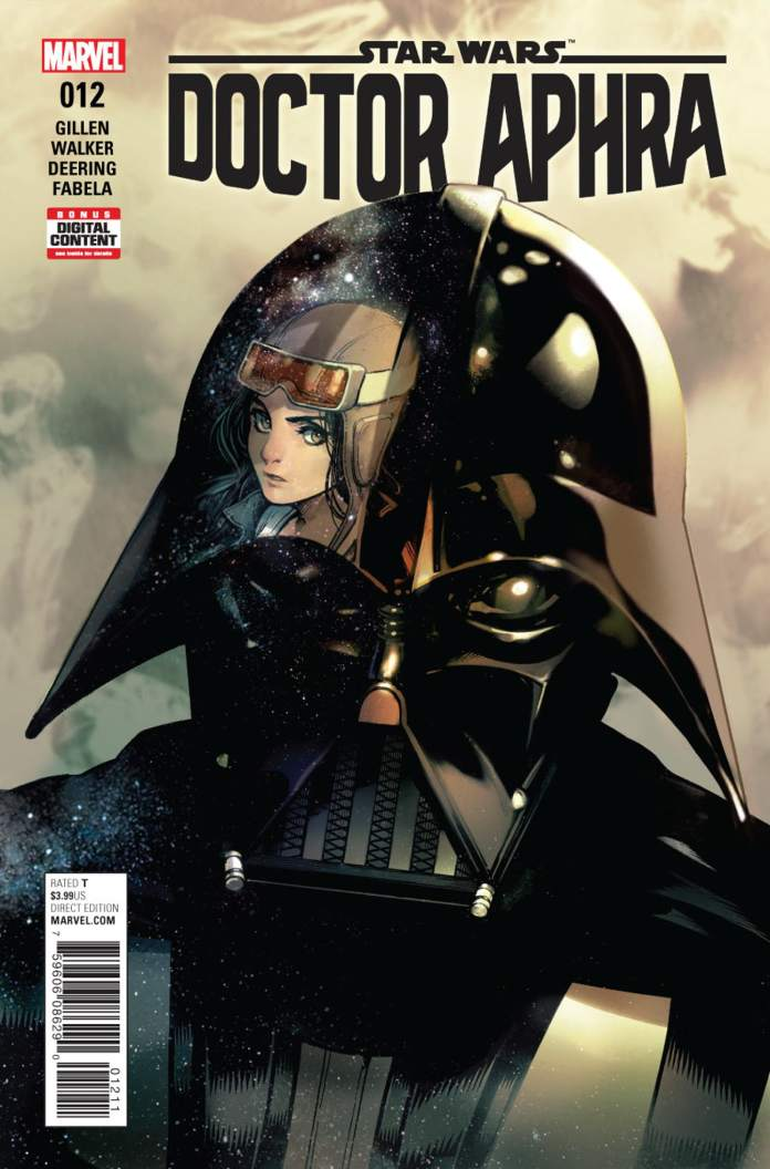 Star Wars: Doctor Aphra 12 Cover