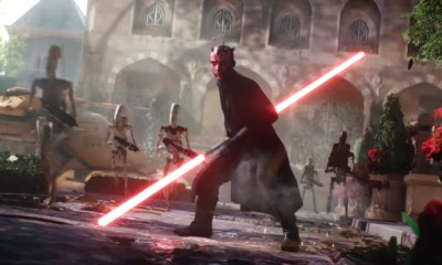 Darth Maul on Theed