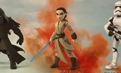 Star Wars Toybox Figures