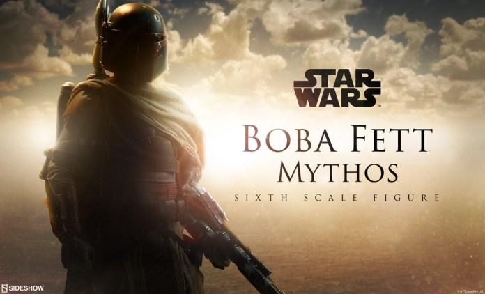 Sideshow's Boba Fett Mythos Figure