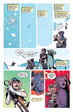 Star Wars: Forces of Destiny - Leia - page 2