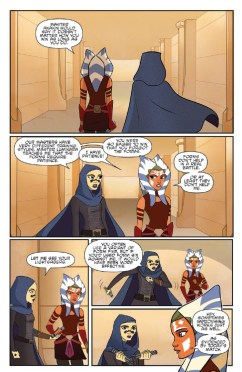 Star Wars Adventures: Forces of Destiny—Ahsoka & Padme page 4