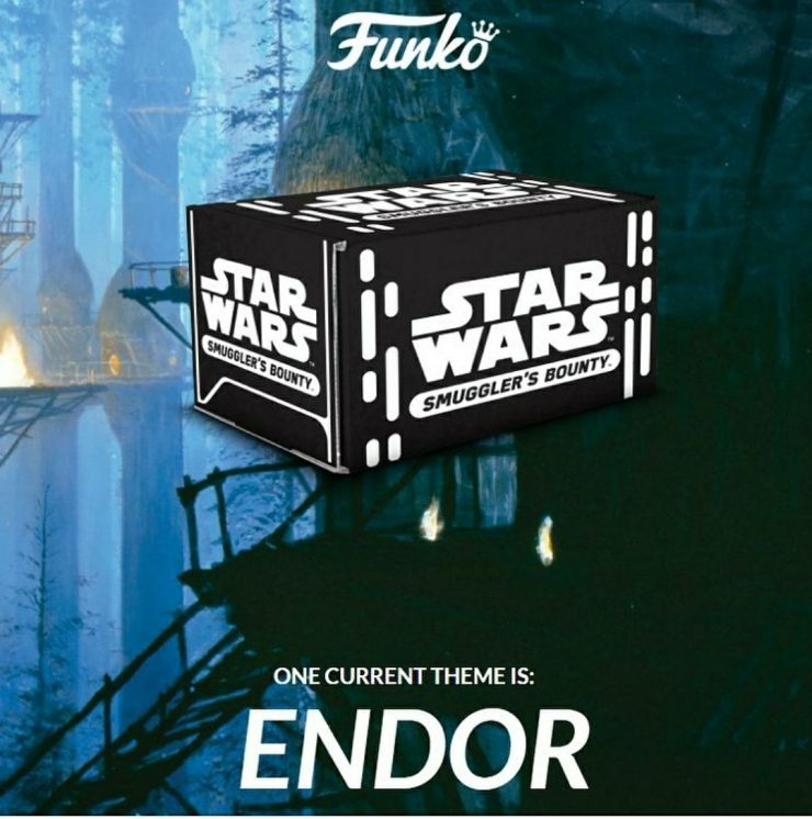 Smuggler's Bounty Endor Box