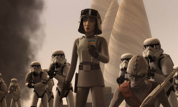 Star Wars Rebels Series Finale