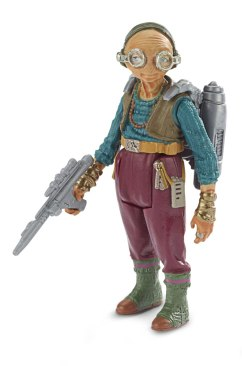 Maz Kanata - Star Wars: The Last Jedi