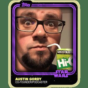 Austin Gordy - Outer Rim News Co-Founder/Podcaster
