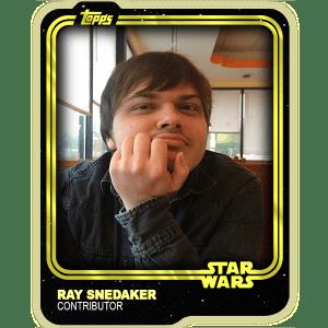 Ray Snedaker - Outer Rim News Contributor