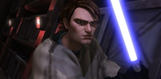 Anakin Skywalker from Star Wars: The Clone Wars