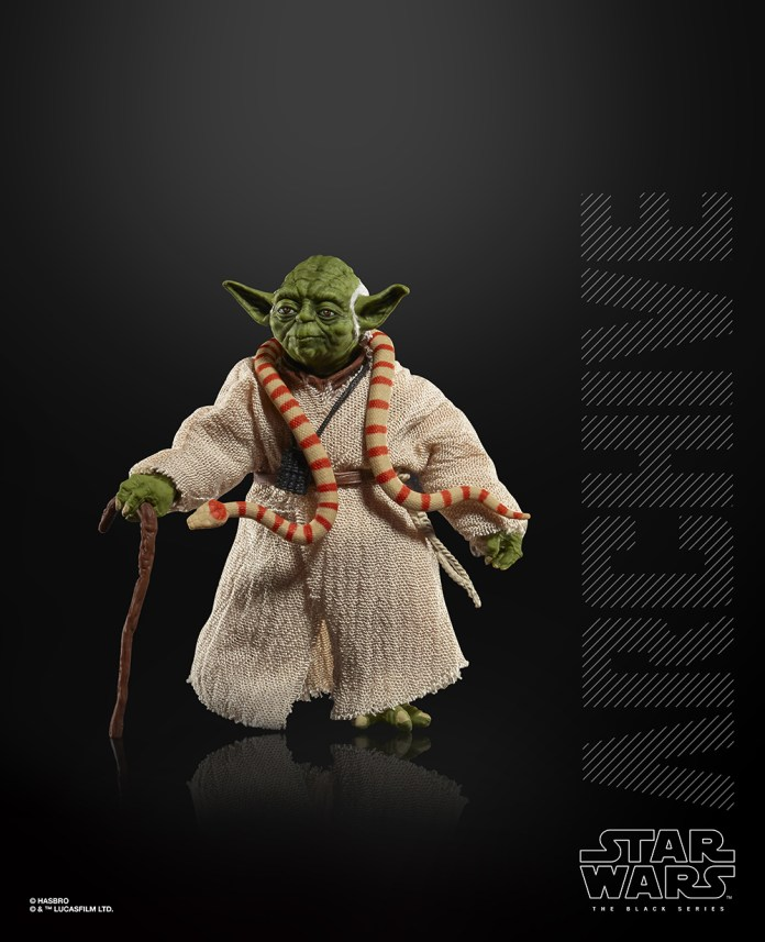 The Black Series Archive Collection Yoda