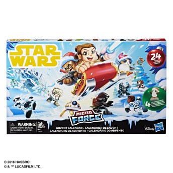 Star Wars Micro Force Advent Calendar