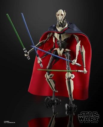Star Wars: The Black Series 6-inch General Grievous Figure
