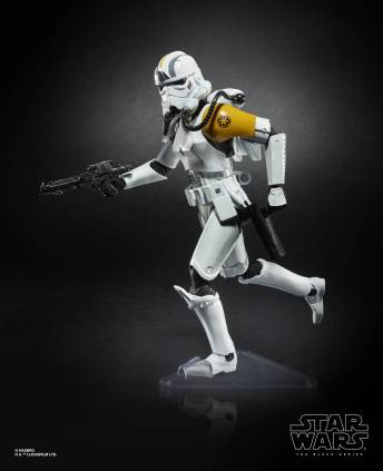 Star Wars: The Black Series 6-inch Rocket Trooper Figure