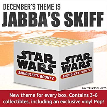 Funko Star Wars Smuggler's Bounty Box