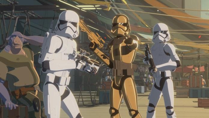 Star Wars Resistance - The Children of Tehar