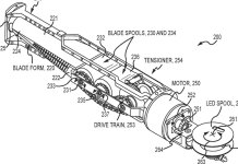 Disney's New Lightsaber Patent