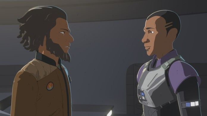 Star Wars Resistance: The Platform Classic