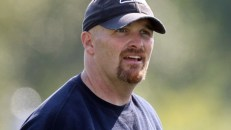 Seattle Defensive Coordinator Dan Quinn (Photo: Otto Greule Jr./Getty Images)