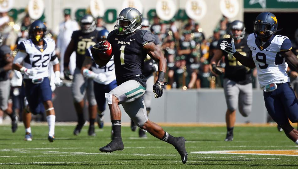 Baylor's Coleman is a likely All-American. (Photo: Getty Images)