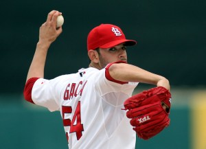 Jaime Garcia. (Photo: Marc Serota/Getty Images North America)